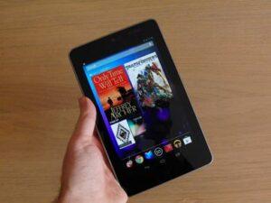 Aggiornamento del Nexus 7
