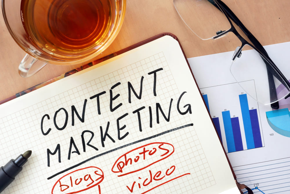 Numeri content marketing