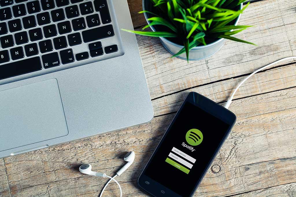 Marketing e Spotify: Ad studio