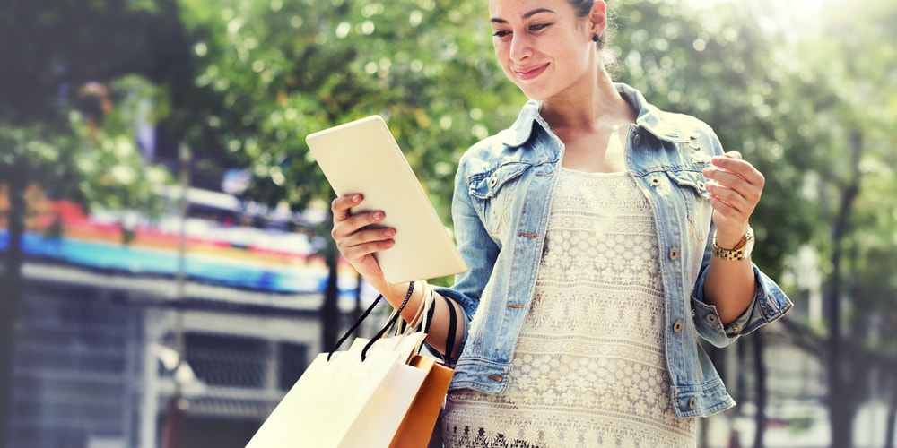 utilizzo-dello-smartphone.per-comprare-online