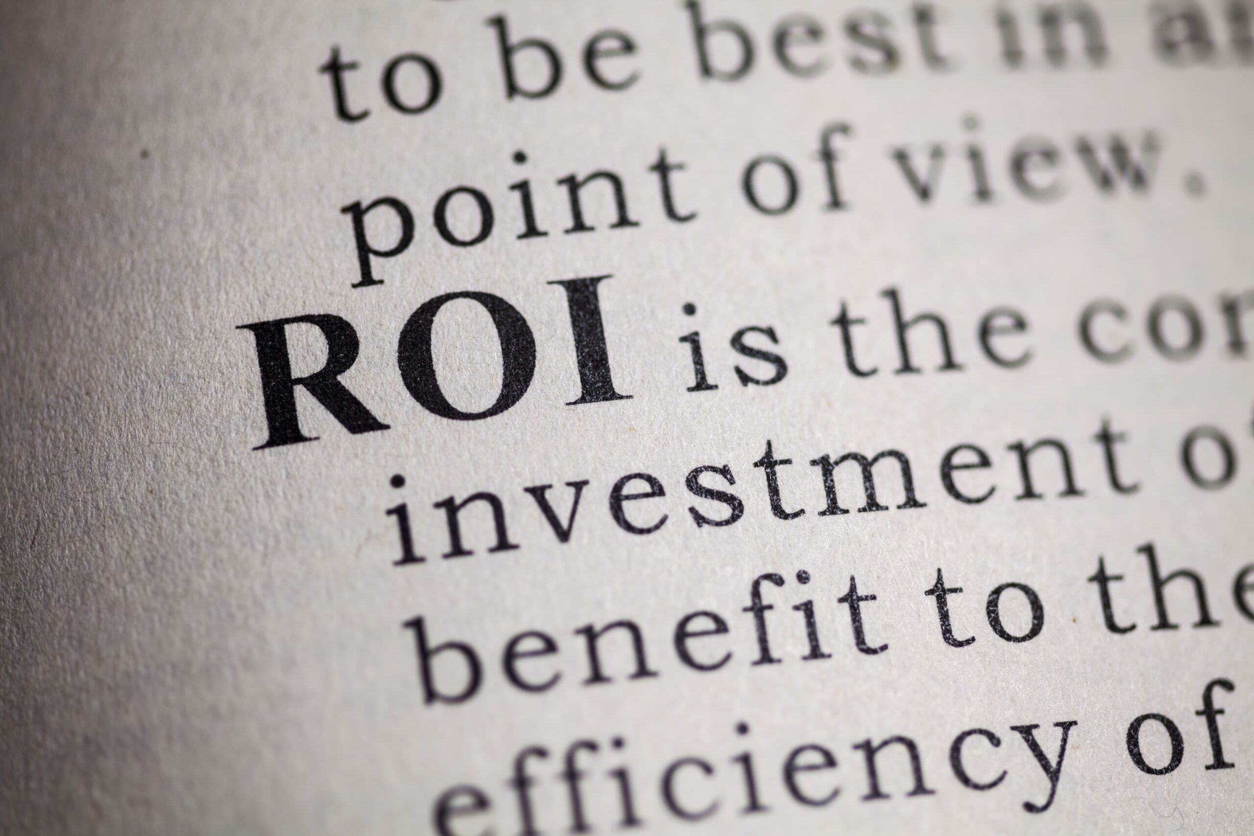Come si calcola il ROI content marketing